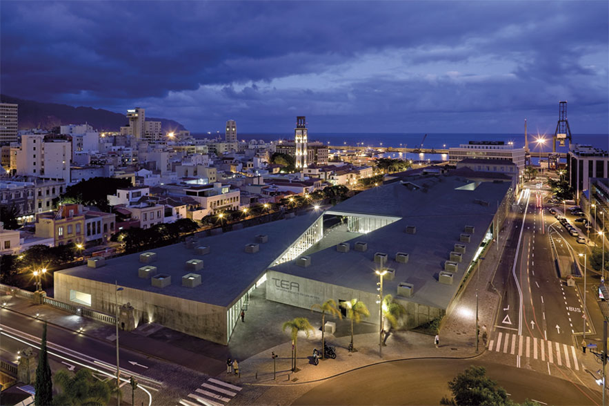 TEA Tenerife Espacio de las Artes 1