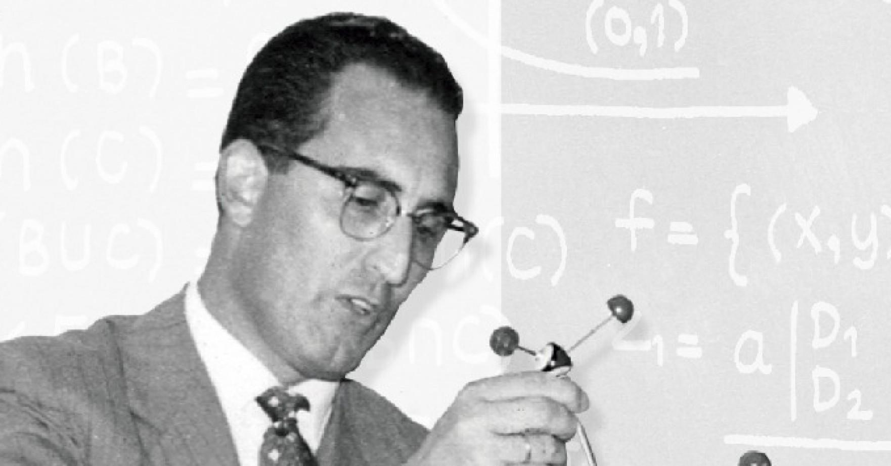 'Antonio González. Hombre de ciencia y de conciencia'