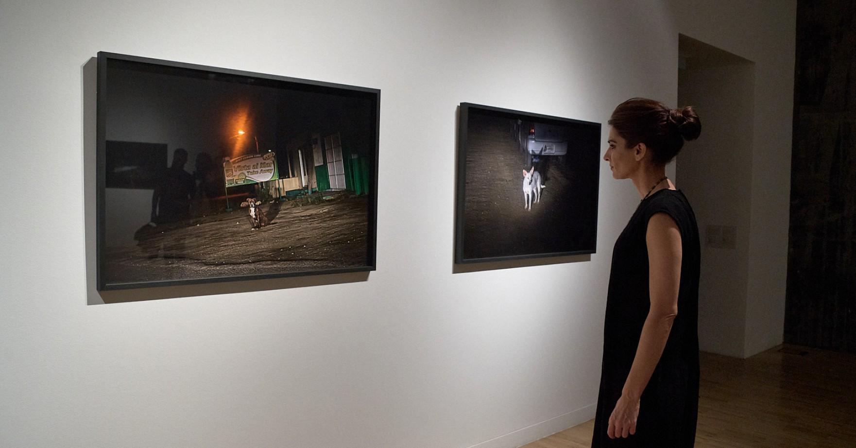 Visita guiada a 'Show Me', por Yapci Ramos