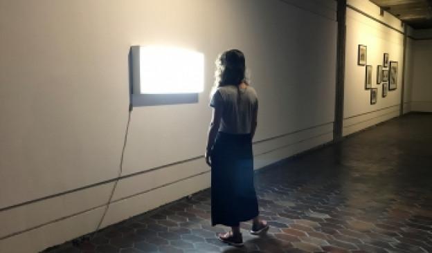 La exposición de Fotonoviembre 'Monstruos y fósiles' plantea desde el COAC una reflexión sobre el futuro de las imágenes