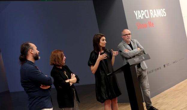TEA Tenerife Espacio de las Artes presenta 'Show Me', la primera individual en Canarias de la artista Yapci Ramos