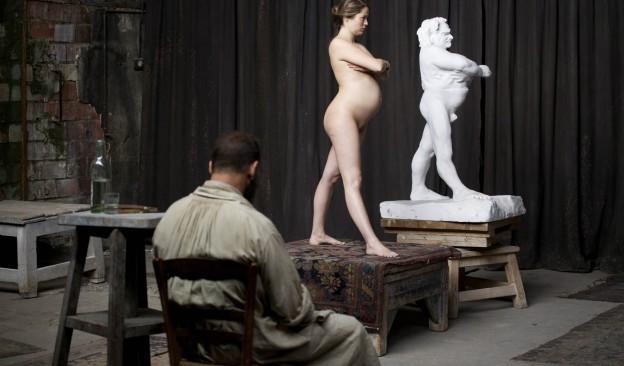 TEA proyecta este fin de semana una película sobre del padre de la escultura moderna, 'Rodin'