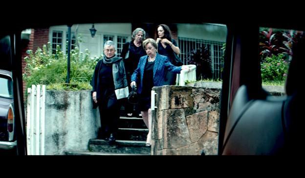 TEA proyecta 'Las herederas', película ganadora de dos Osos de Plata en la pasada Berlinale