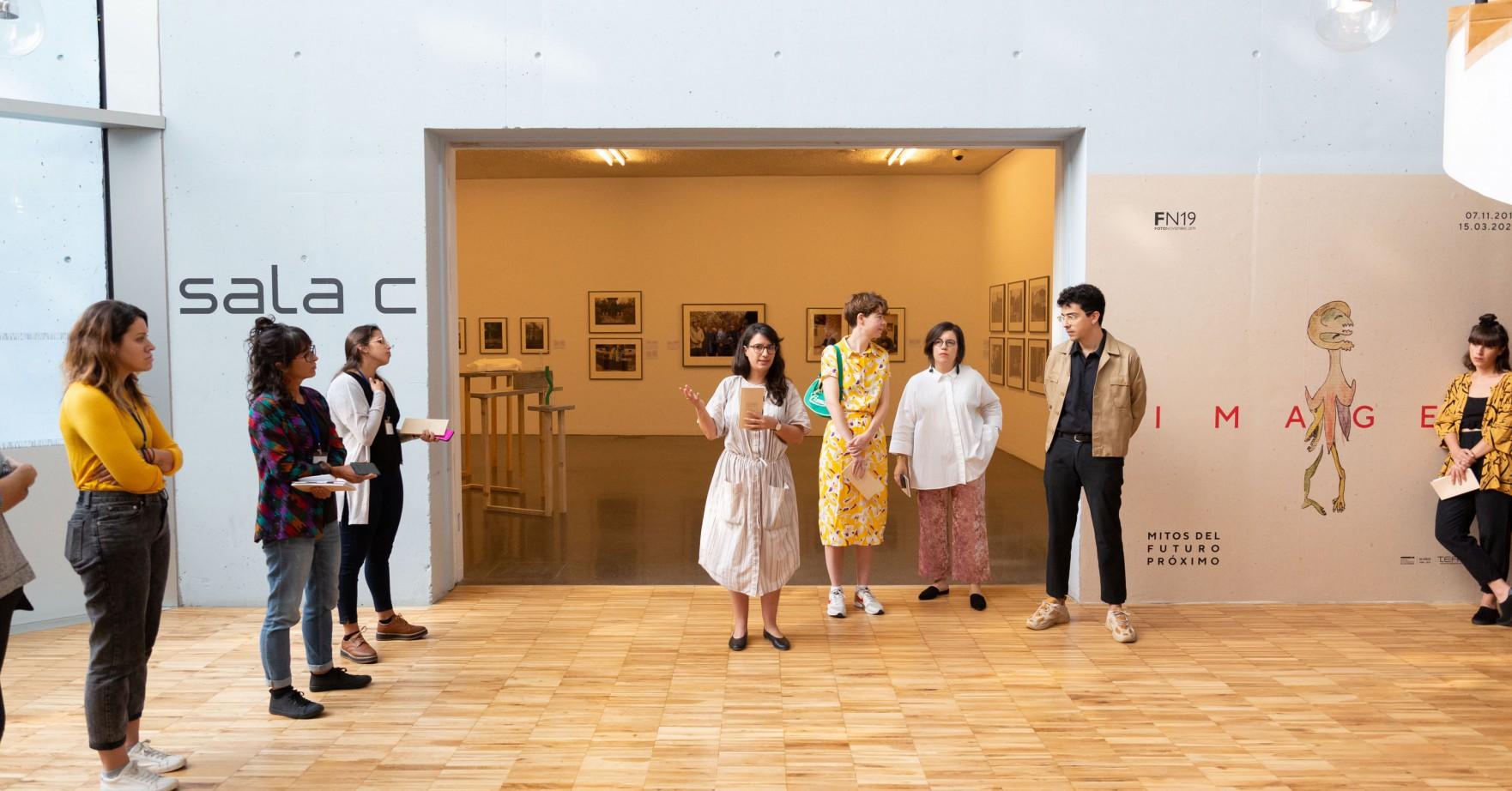 Visita guiada a exposiciones de Fotonoviembre, a cargo de Laura Vallés