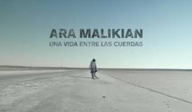 DocuRock: 'Ara Malikian: una vida entre las cuerdas'