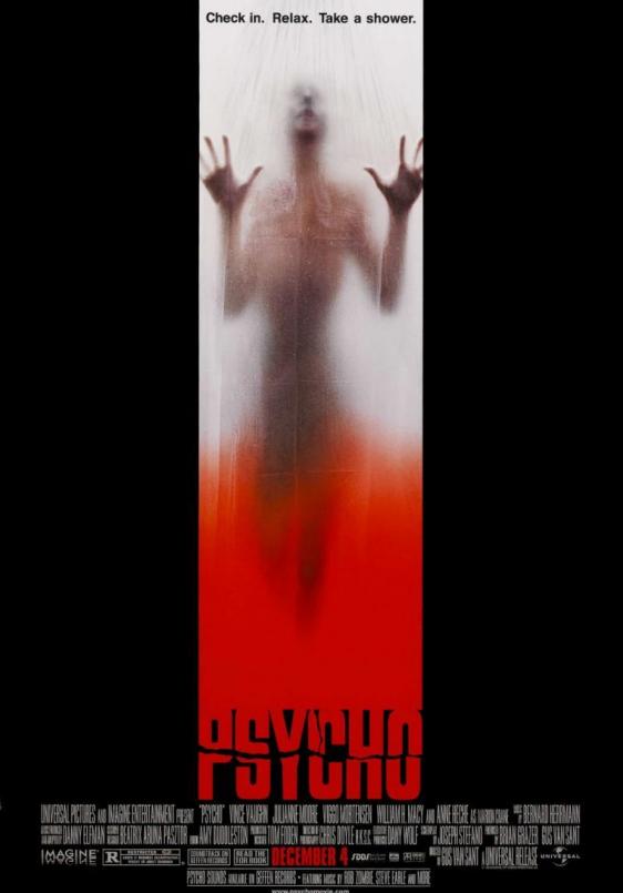 'Psycho-Psicosis: del remake a la copia'