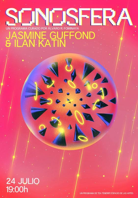 Jasmine Guffond e Ilan Katin
