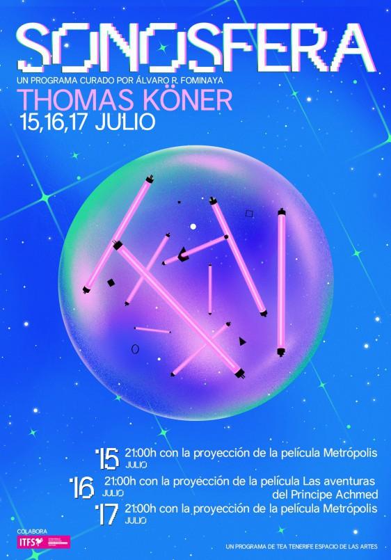 Charla entre Thomas Köner y Álvaro R. Fominaya
