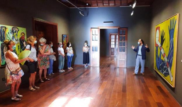 Visita guiada a 'Pintura de los 80 en España'