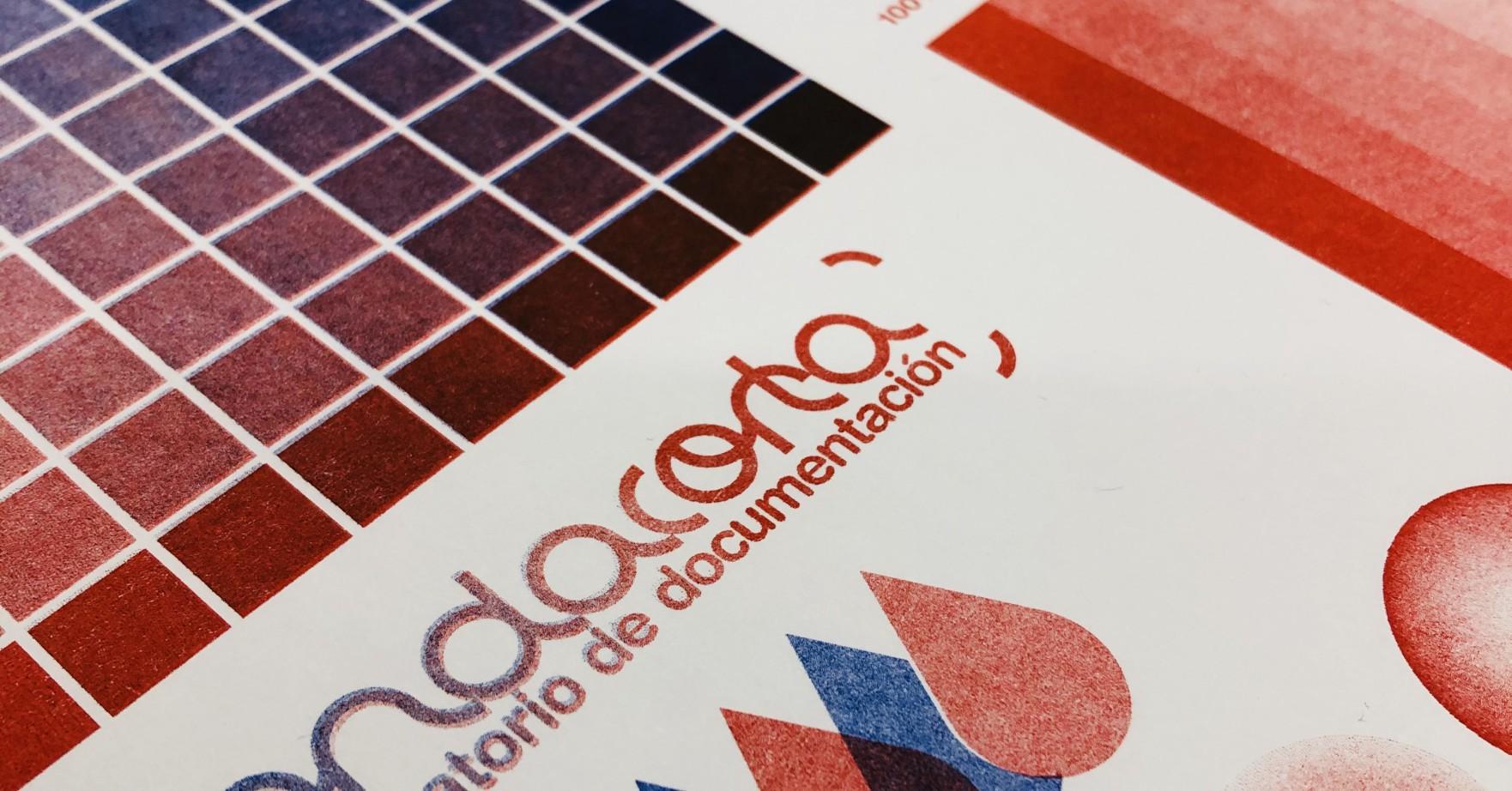 'Introducción a la impresión en risografía' (Actividad aplazada)
