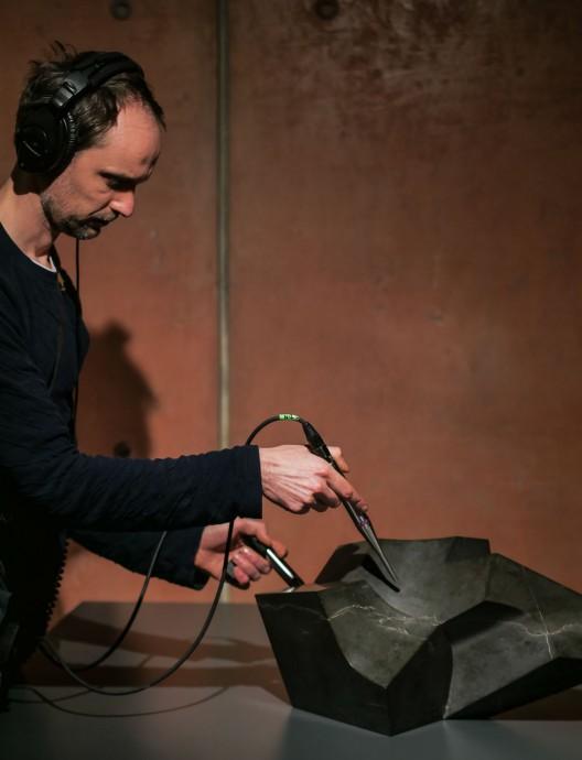 'Land-ing', taller de arte sonoro a cargo de Barbara Held y Daniel Neumann