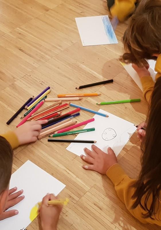 'Taller de emociones, metáforas y creatividad' para escolares
