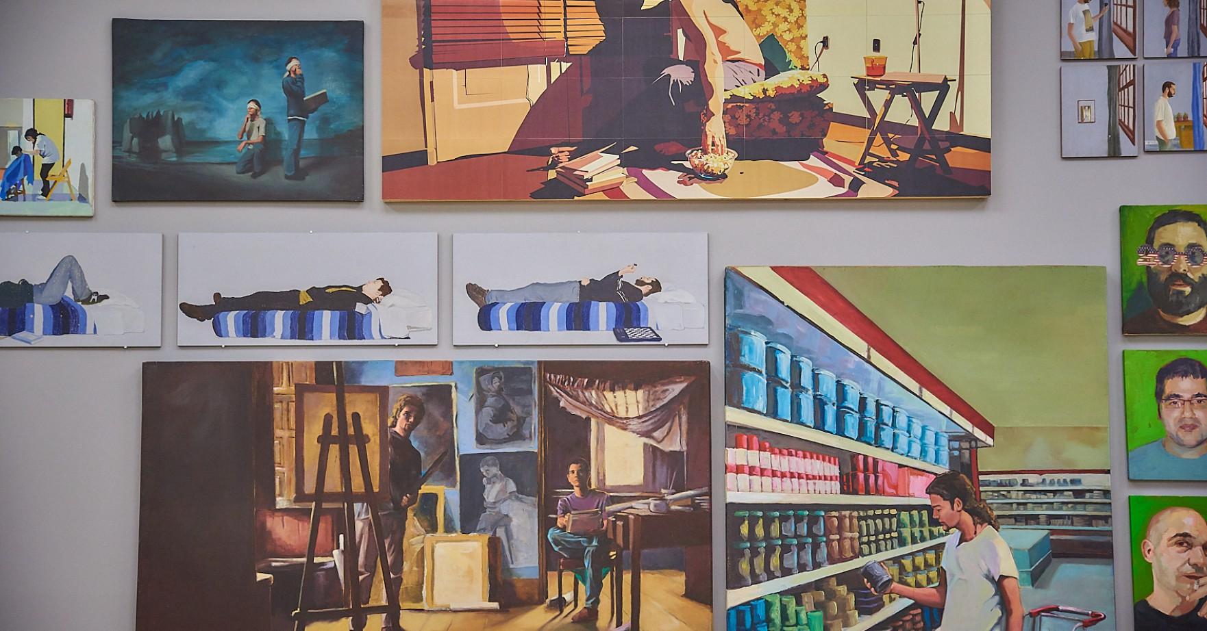 'Enseñar el arte: la indisciplina académica'