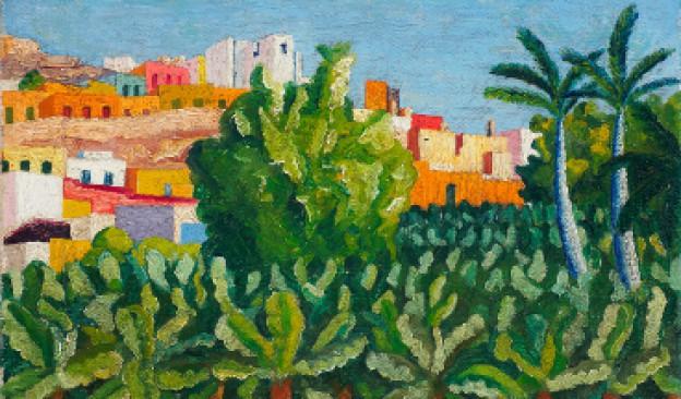 Colección de arte canario e internacional
