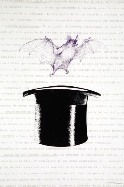'Vampiro', de Joan Brossa