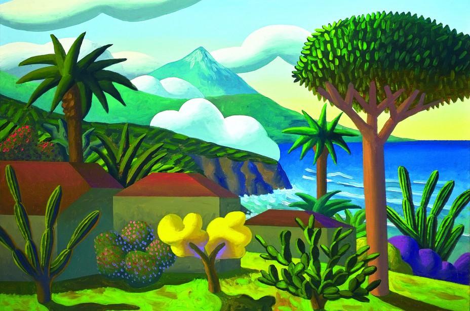 'Tenerife' (2000), de Salvo