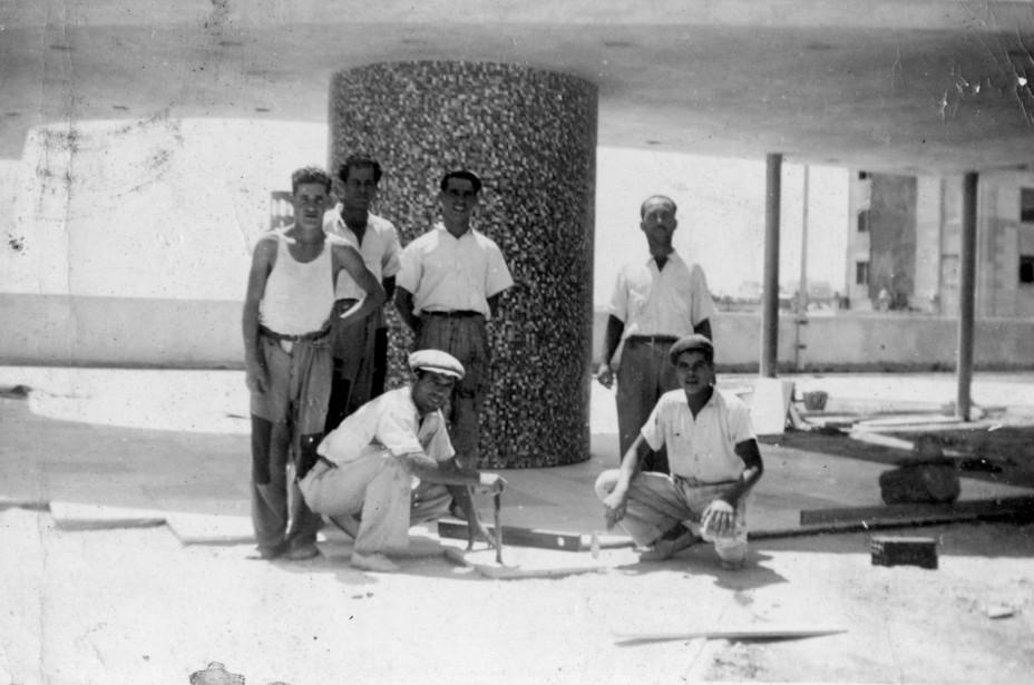 'Las piedras jamás [Historia del sindicalismo en España 1965] (2020), de Abraham Riverón