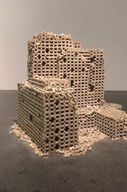 'Las piedras jamás [Catastrografías]' (2019-2020), de Abraham Riverón