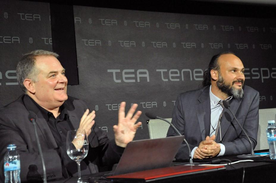 Eugenio Carmona e Isidro Hernández Gutiérrez