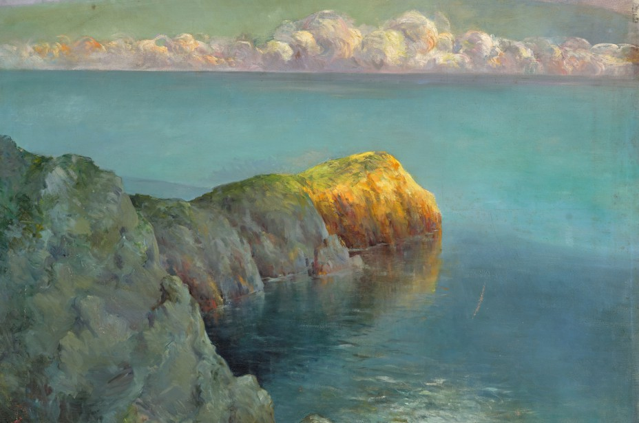 'Golfo de Capri' (1905), de Botas