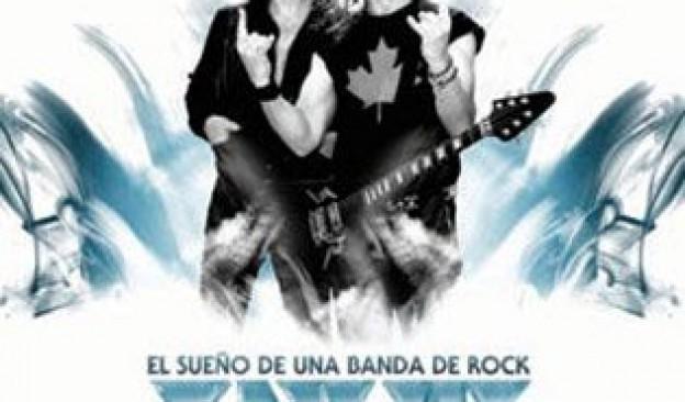 'Anvil: El sueño de una banda de rock'