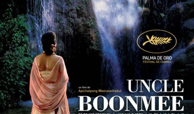 'Uncle Boonmee recuerda sus vidas pasadas'