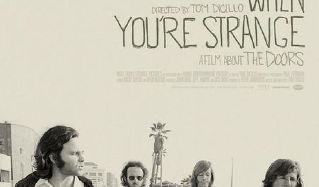 'When you're strange'