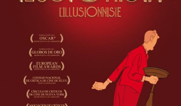 'El ilusionista' ('L'illusionniste')