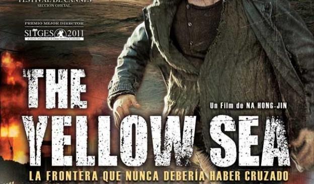 'The yellow sea'