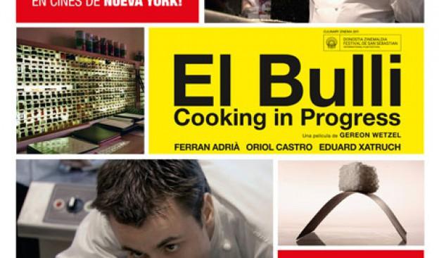 'El Bulli: Cooking in progress'