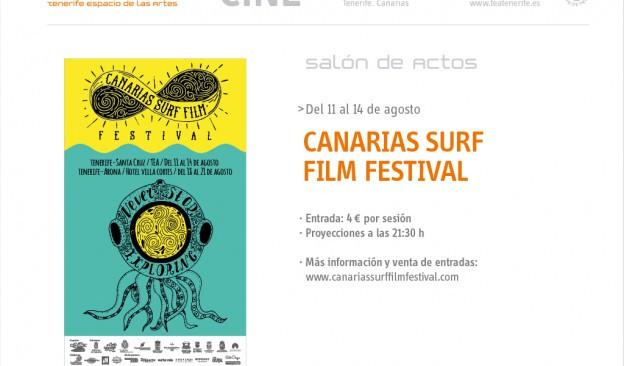 Canarias Surf Film Festival