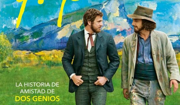 'Cézanne y yo'