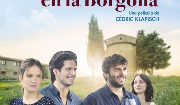 'Nuestra vida en la Borgoña'