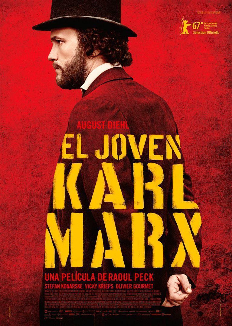 'El joven Karl Marx'