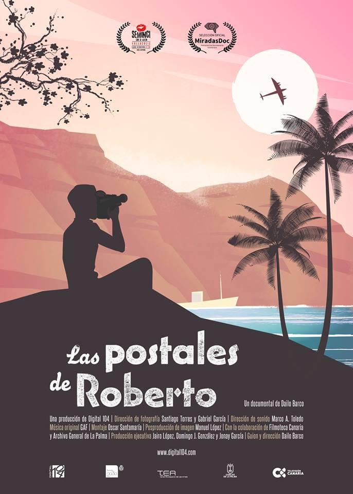 'Las postales de Roberto'