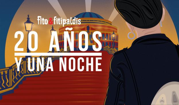 Fito y Fitipaldis: 20 años y una noche