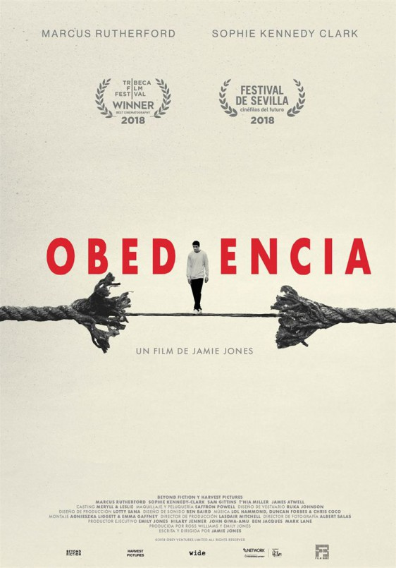 'Obediencia' ('Obey')