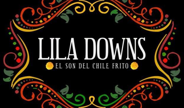 Lila Downs. El son del chile frito
