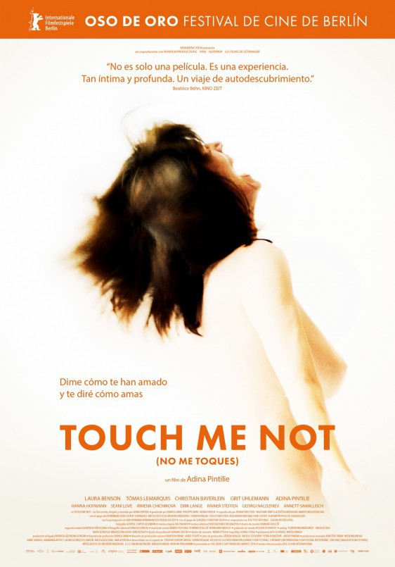 'Touch me not' ('No me toques')