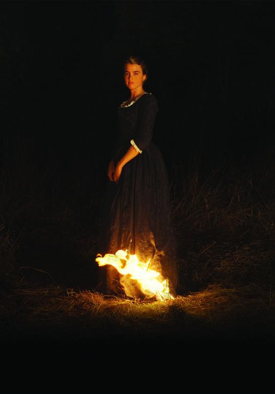 'Retrato de una mujer en llamas'