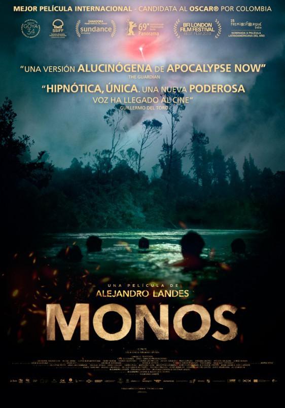 'Monos' (Actividad aplazada)