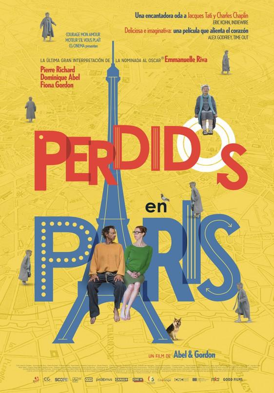 'Perdidos en París'
