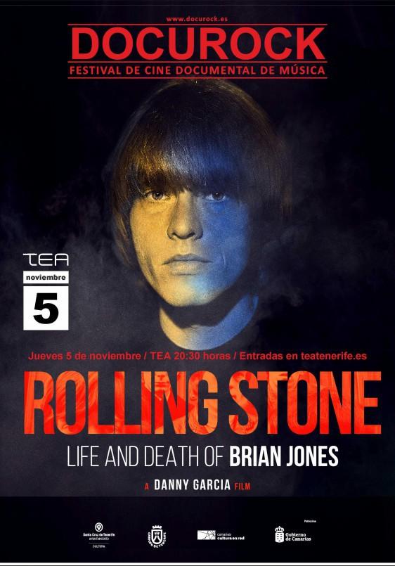Rolling Stones. Vida y muerte de Brian Jones