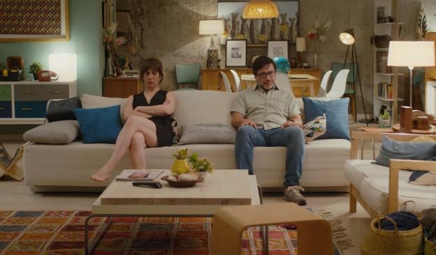 TEA Tenerife proyecta 'Amor en polvo', una comedia de Juanjo Moscardó y Suso Imbernón