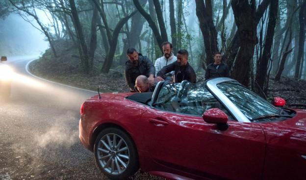 TEA proyecta este fin de semana 'La Gomera', un thriller de suspense de Corneliu Porumboiu