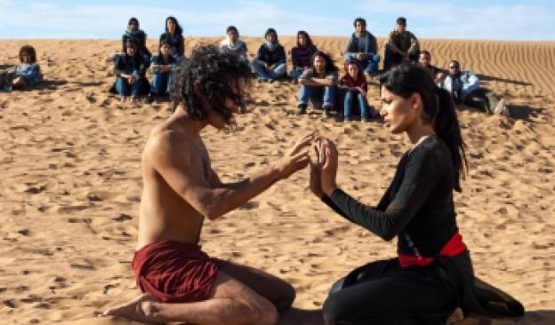 TEA acoge el preestreno de la película 'El bailarín del desierto'