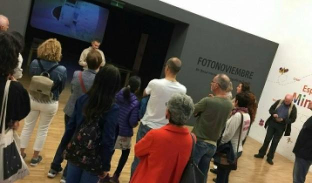 Fotonoviembre ofrece una visita guiada a las exposiciones de TEA Tenerife Espacio de las Artes y del Museo de Bellas Artes