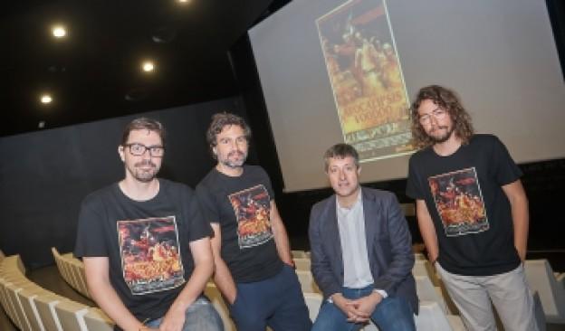 TEA presenta 'Apocalipsis Voodoo', una película del director tinerfeño Vasni Ramos