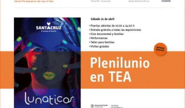Jornada de puertas abiertas y varias actividades en TEA con motivo de Plenilunio