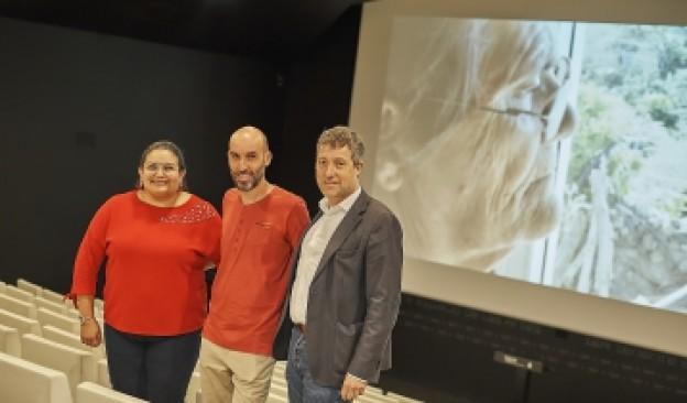 TEA Tenerife Espacio de las Artes estrena 'Milagros', el nuevo largometraje documental de David Baute